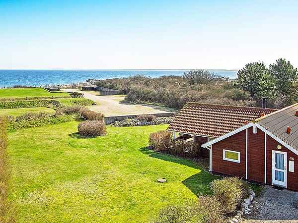 Holiday home in Klint Strand