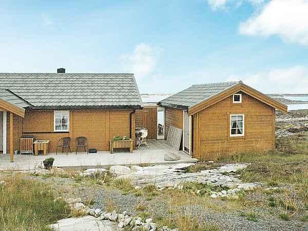 Sommerhus i Frøya i Sør-Trøndelag