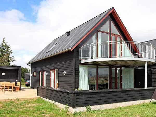 Sommerhus ved Sønderstrand