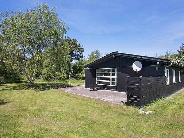 Sommerhus i Yderby Lyng