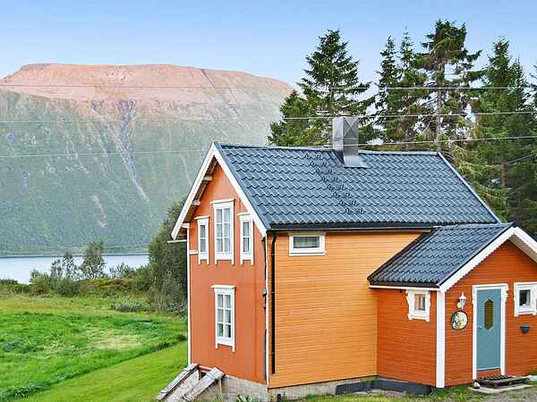 Holiday home in Kvæfjord Municipality