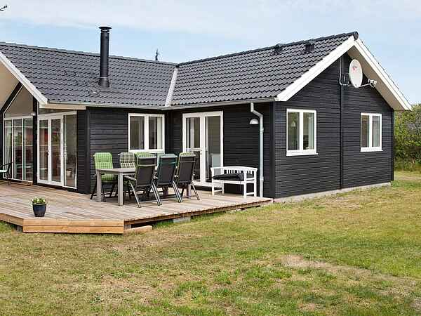 Holiday home in Stillinge Strand