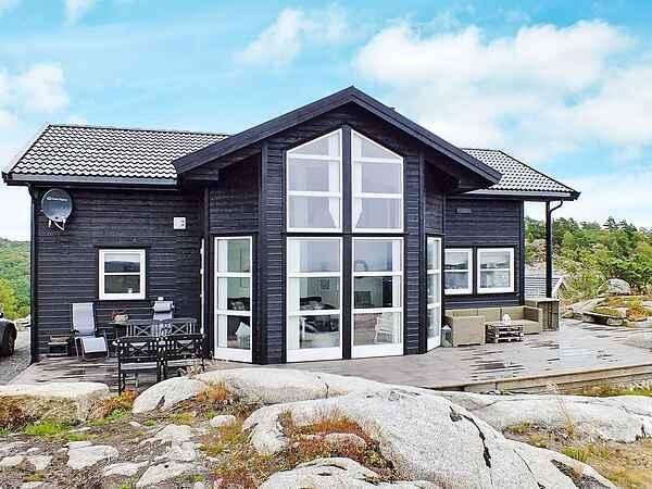 Holiday home in Bjørnevåg