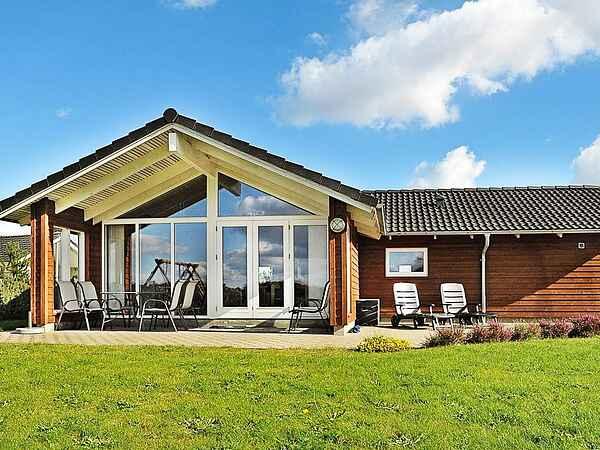 Holiday home in Kvie Sø