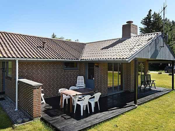 Ferienhaus in Henne Kirkeby