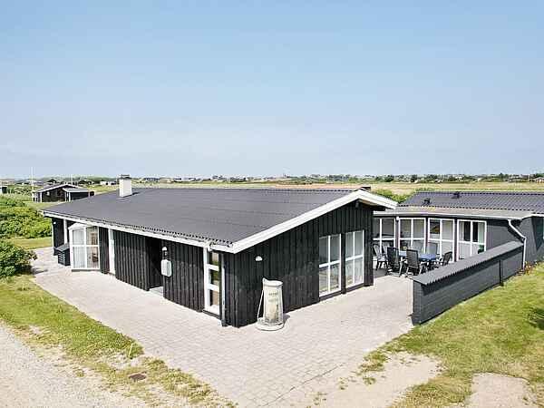 Casa de vacaciones en Løkken Strand