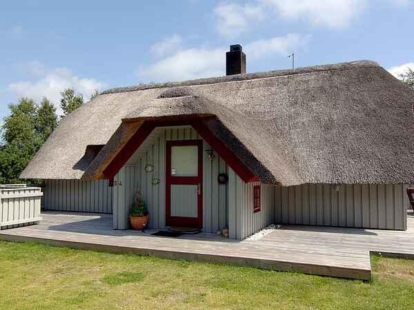 Casa de vacaciones en Blåvand