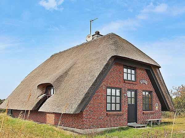 Sommerhus ved Nr. Lyngvig Strand