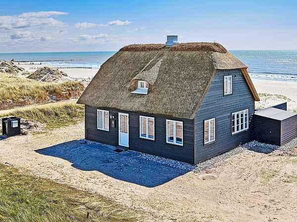 Casa de vacaciones en Blåvand Strand