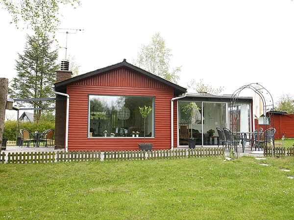 Casa de vacaciones en Boeslum Strand