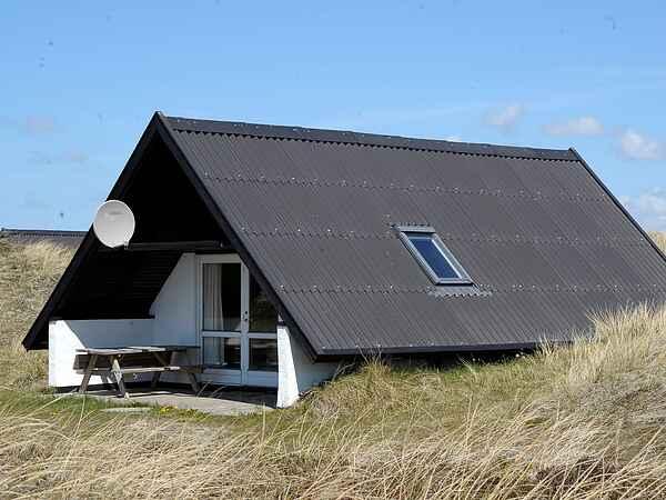 Casa de vacaciones en Holmsland Klitby