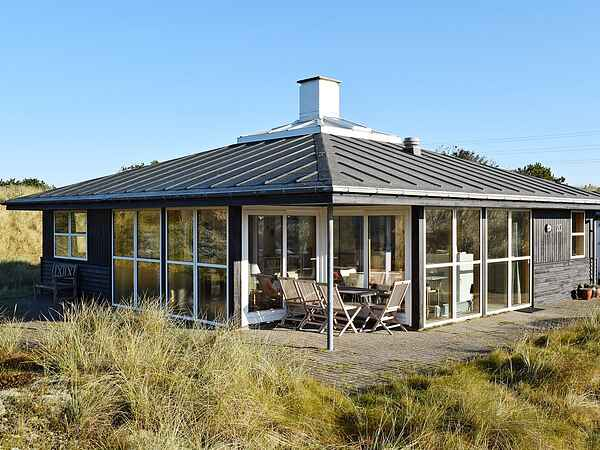 Sommerhus ved Klegod Strand