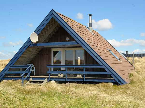 Holiday home in Holmsland Klitby