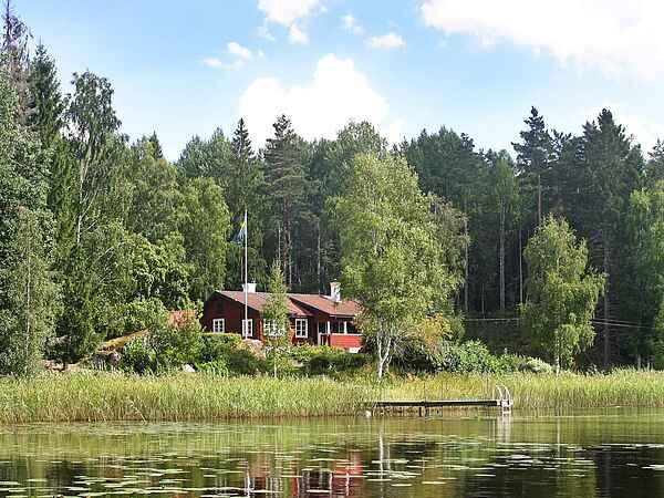 Holiday home in Köping V