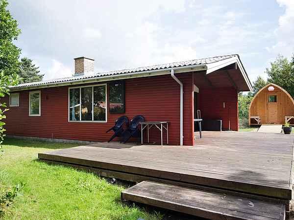 Sommerhus i Lodskovvad