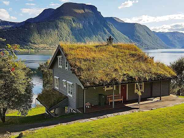 Holiday home in Volda Municipality