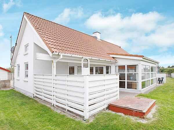 Holiday home in Klitmøller Strand
