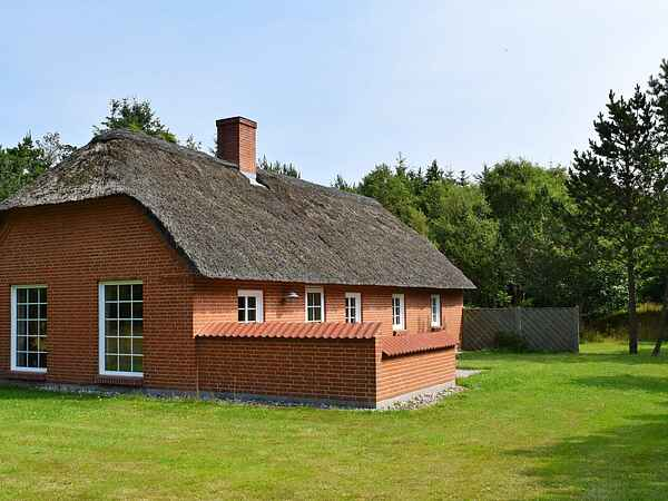 Holiday home in Vester Husby