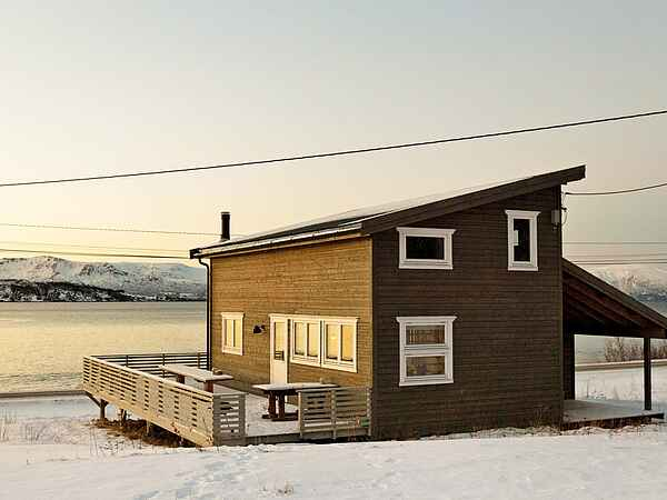 Holiday home in Lyngen Municipality