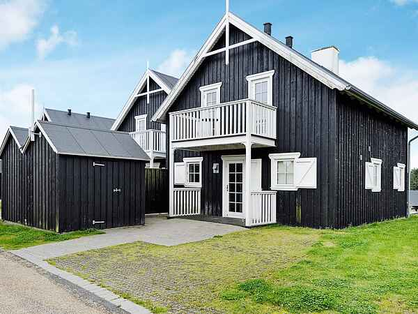 Holiday home in Gjern