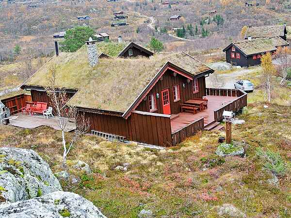 Holiday home in Botn