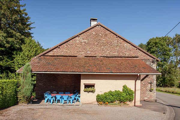 Gårdhus i Trois-Ponts