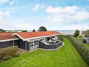 Sommerhus ved Binderup Strand