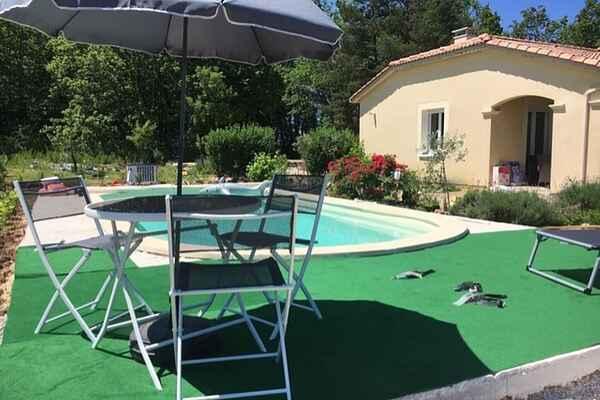 Villa i Saint-Caprais