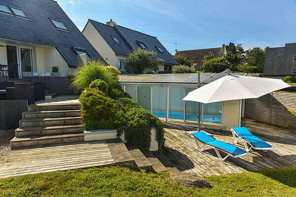 Villa i Moëlan-sur-Mer