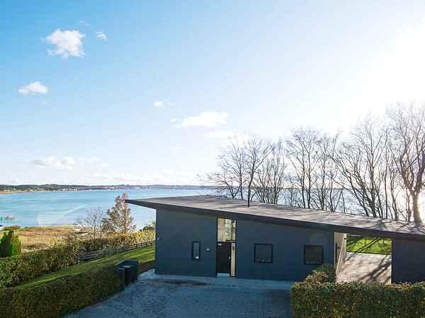 Ferienhaus am Ebeltoft Strand