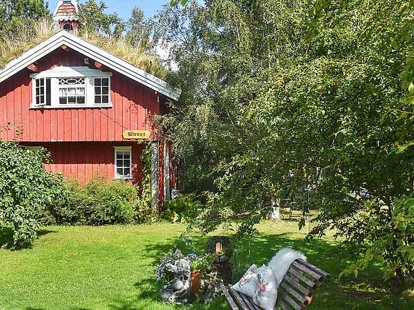 Holiday home in Settemsøran