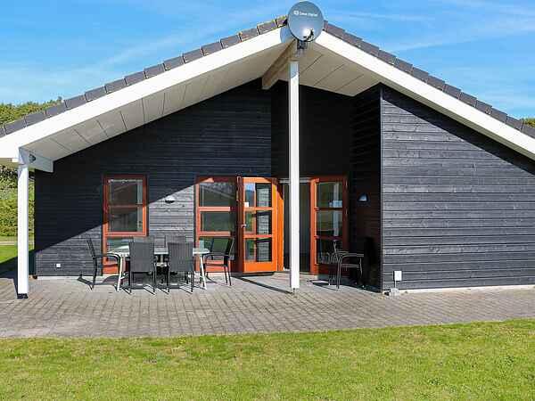 Sommerhus ved Egense Strand