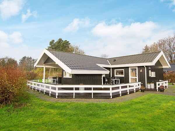 Semesterbostad i Kvie Sø