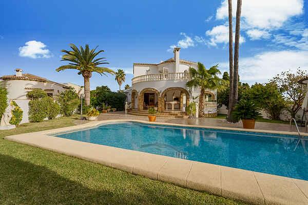 Villa in El Verger