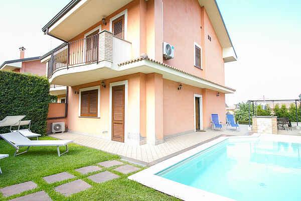 Villa i Trecastagni
