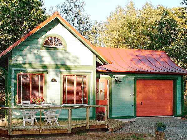 Holiday home in Ronneby S