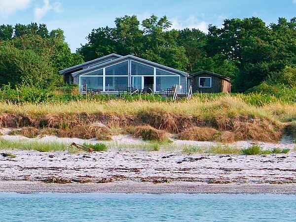Casa de vacaciones en Fjellerup Strand