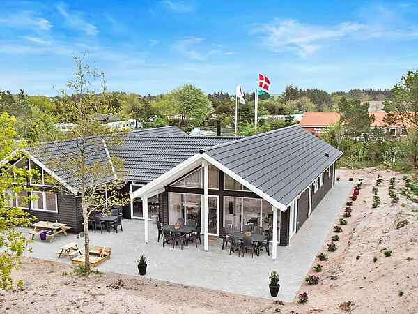 Holiday home in Henne Kirkeby