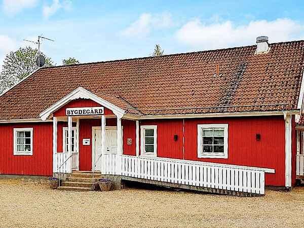 Ferienhaus in Växjö N