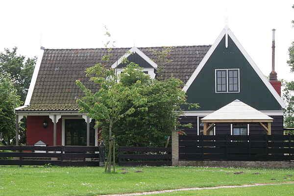 Sommerhus i Hippolytushoef