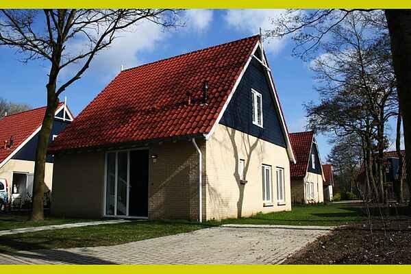 Sommerhus i Westerbork