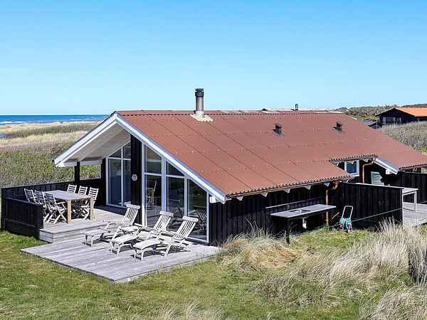 Sommerhus i Lønstrup