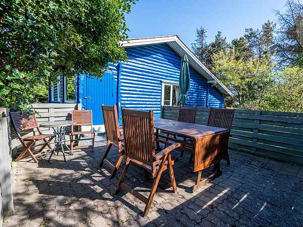 Sommerhus i Vesterlund