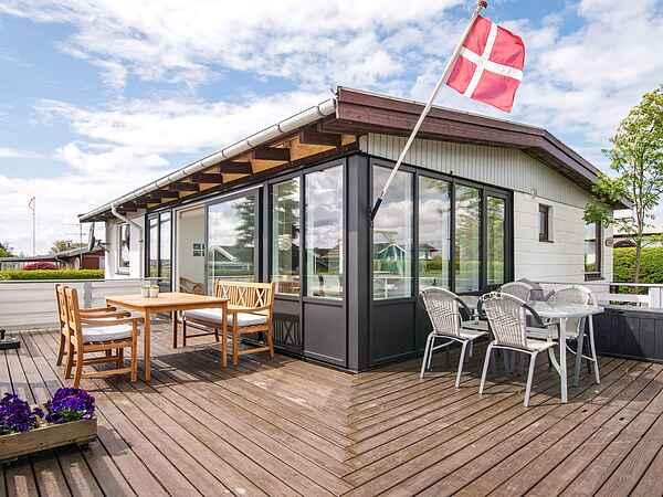 Maison de vacances en Hejlsminde Strand