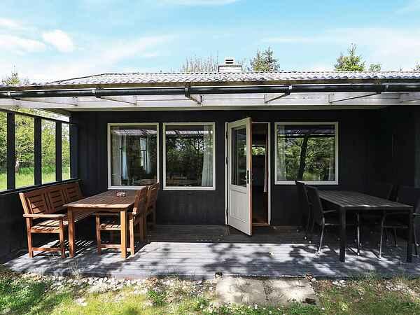 Sommerhus i Hou