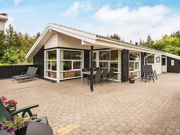 Sommerhus i Henne Kirkeby