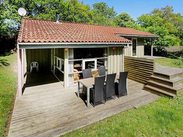 Holiday home in Øster Hurup Strand