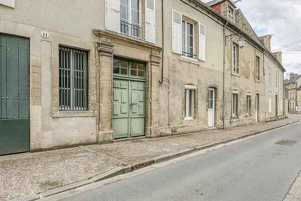 Ferielejlighed i Bayeux
