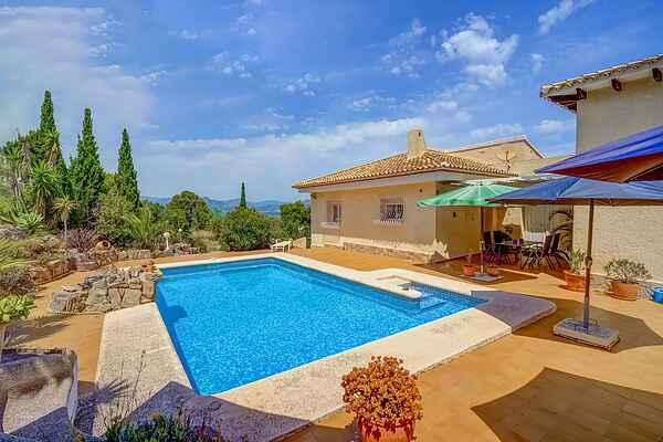 Villa in Muntanya de la Sella