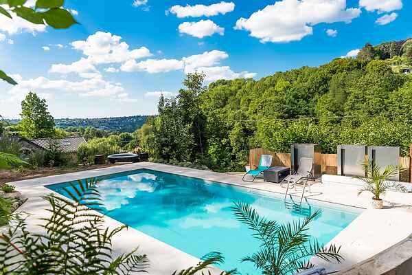 Sommerhus i Verviers